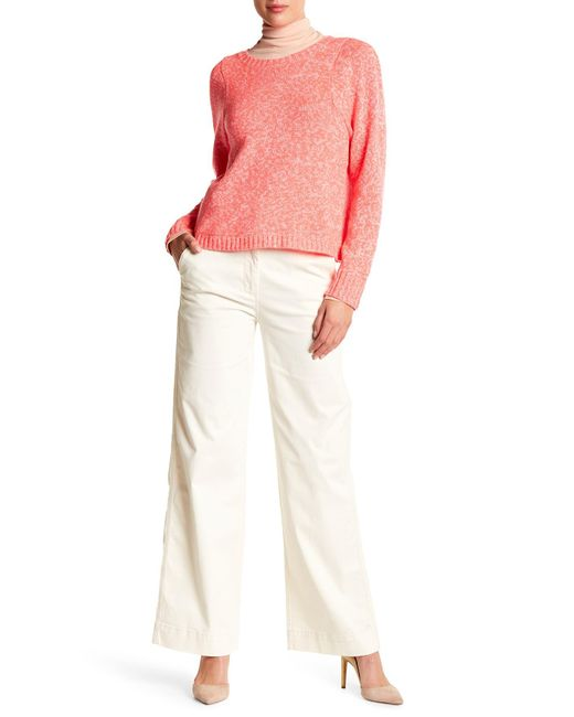 J.Crew - Multicolor Tailored Wide Leg Chino Pants - Lyst