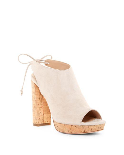 Pour La Victoire | Natural Yanna Platform Sandal | Lyst