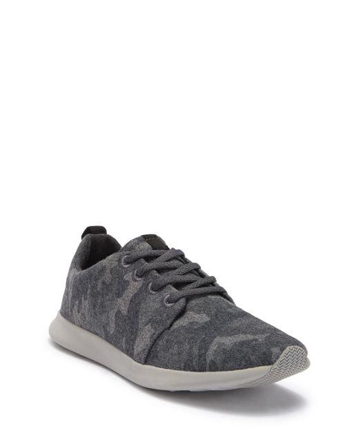 Steve Madden - Gray Boye Sport Camo Sneaker for Men - Lyst