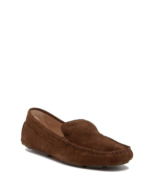 Tommy Bahama - Brown Pagota Suede Slip-on Driver for Men - Lyst