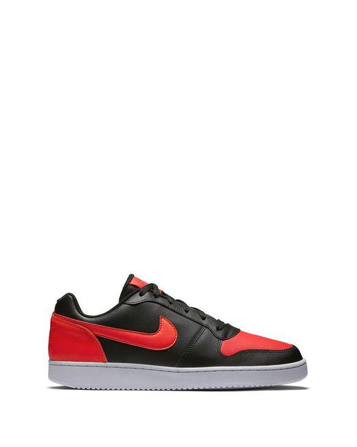 443b114c04 Nike - Black Ebernon Low Sneaker for Men - Lyst ...