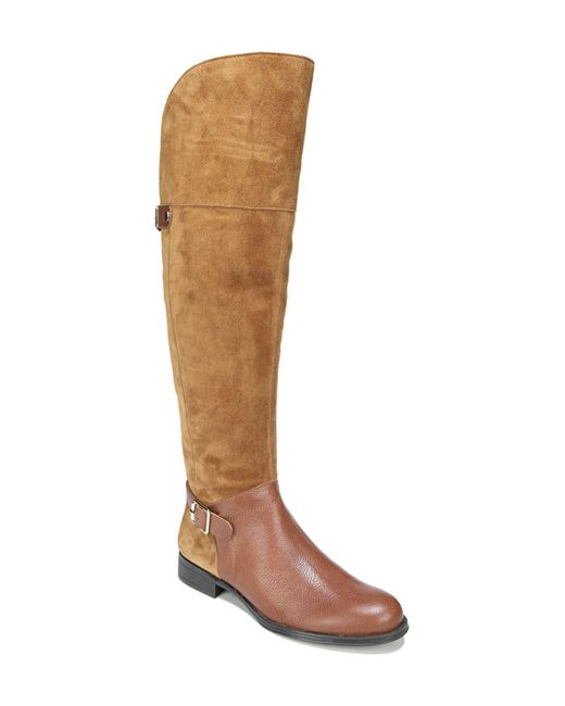 Naturalizer - Brown January Knee High Boot - Lyst
