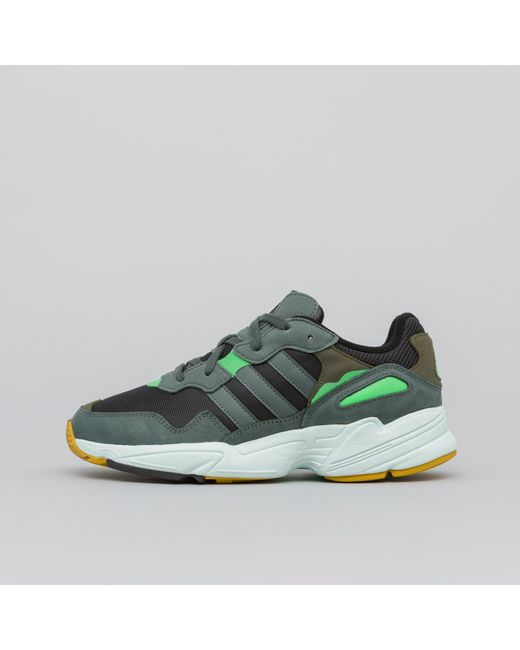 Lyst - adidas Yung-96 In Core Black legend Ivy in Black for Men ecc2638dd