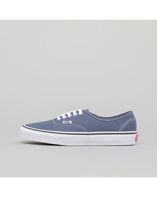 58840c3f3c6 Lyst - Vans Authentic In Grisaille true White in White for Men