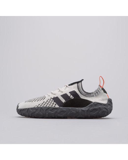Lyst adidas f / 22 primeknit in cristallo bianco / nero, nero centrale
