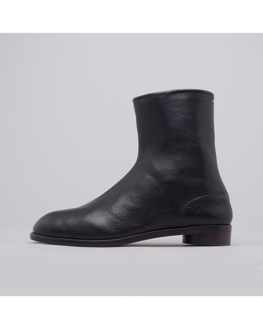 Black Flat Tabi Boots Maison Martin Margiela Best Prices Sale Online Clearance Online sS6c2