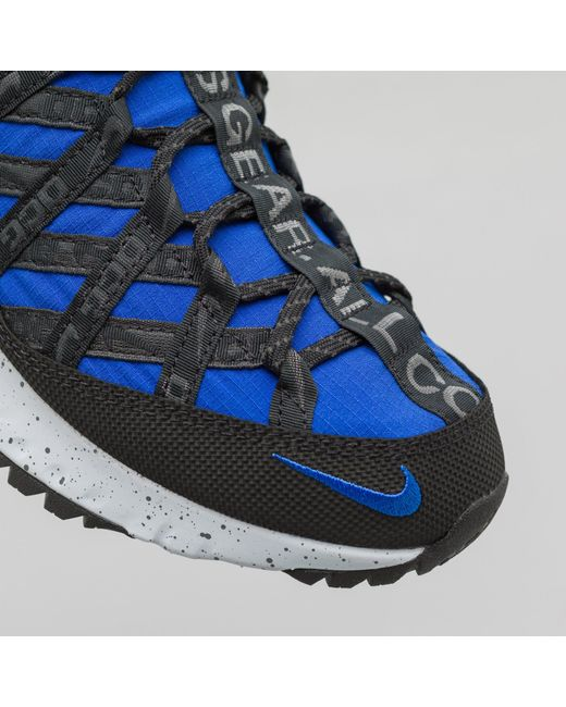 df23418e636c ... Nike - Acg React Terra Gobe In Hyper Royal black for Men - Lyst ...