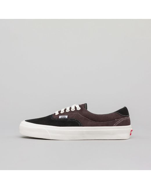 3c37b190a20 Lyst - Vans Og Era 59 Lx In Shale black in Black for Men