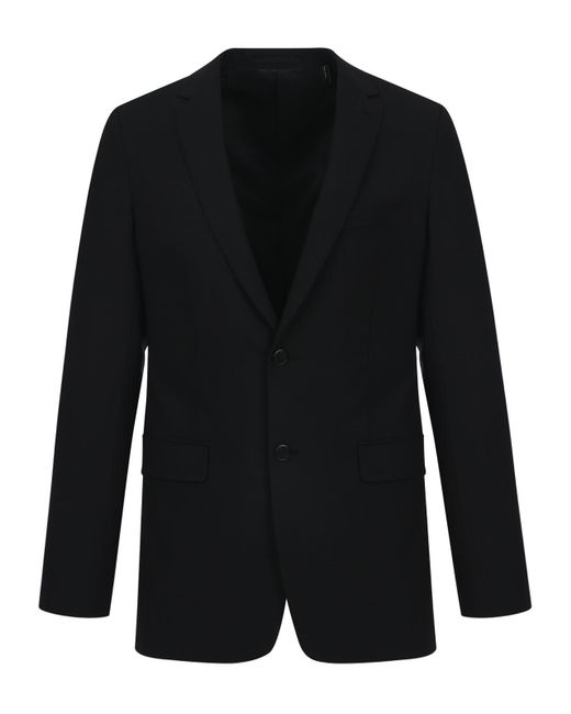 Theory - Black Wellar New Tailor Suit Jacket for Men - Lyst