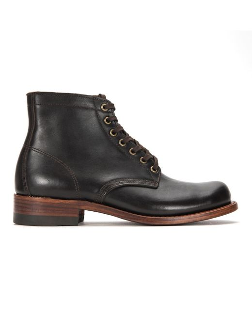 Julian Boots - Brown Bedford Boot for Men - Lyst