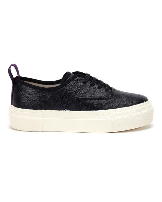 Eytys - Sneakers Mother Struzzo Black - Lyst