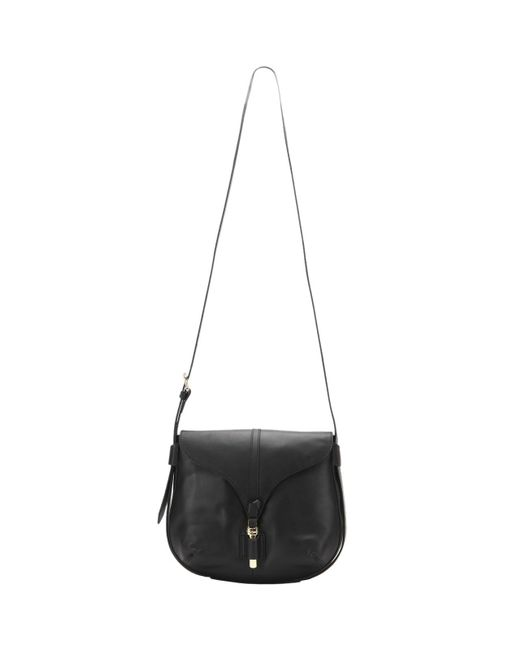 Foley + Corinna - Black Arrow Crossbody - Lyst