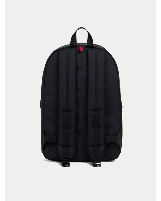 20d36404a2 ... Herschel Supply Co. - Black Foundation Winlaw Backpack for Men - Lyst  ...