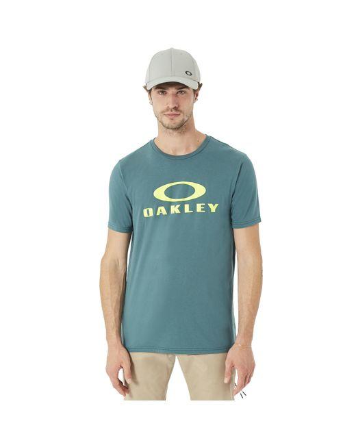Oakley - Blue 50 Bark Ellipse Tee for Men - Lyst