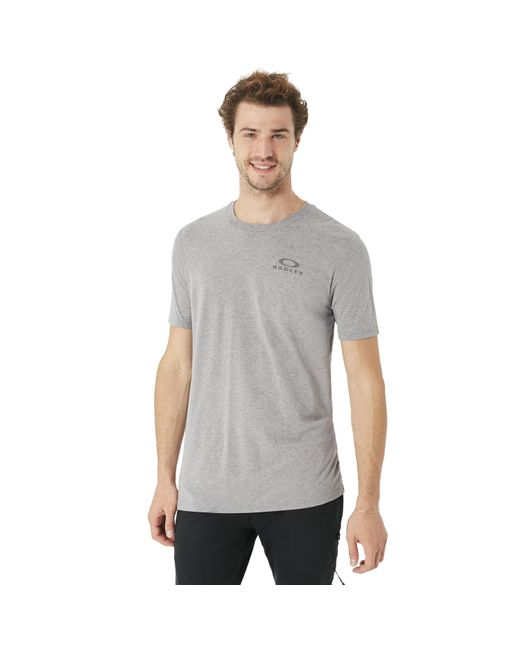 Oakley - Gray 50 Bark Repeat Tee for Men - Lyst