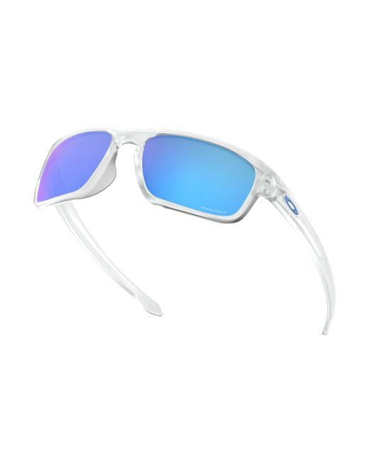 7f44a03e5b85e ... Oakley - Blue Sliver® Stealth for Men - Lyst ...