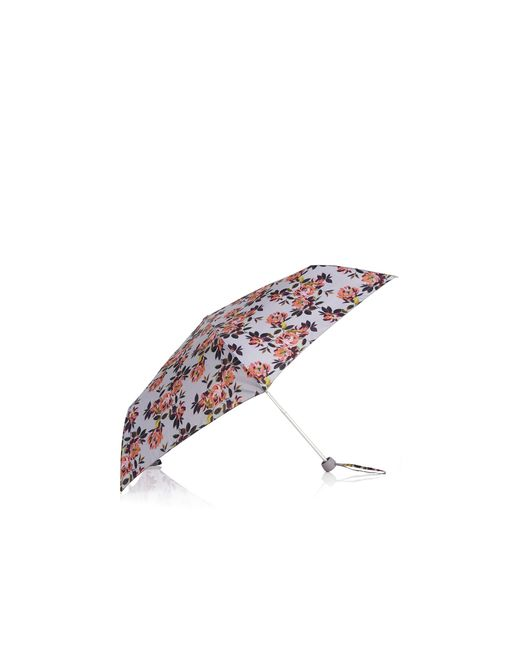 Oasis | Multicolor Floral Print Umbrella | Lyst