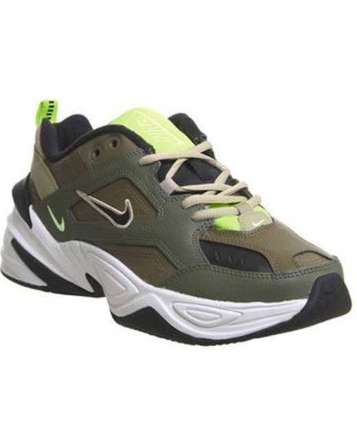 Women's Green M2k Tekno