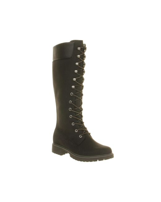 Timberland | Black 14 Inch Premium Boots | Lyst