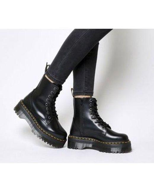 0447f0cde9 ... Martens Jadon 8 Eye Boots | SHOPBOP; Dr. ...