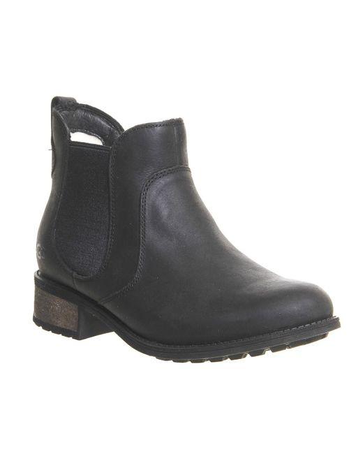 UGG   Black Bonham Chelsea Boots   Lyst
