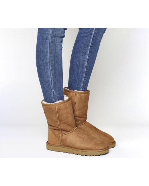 Ugg | Multicolor Classic Short Ii Boots | Lyst