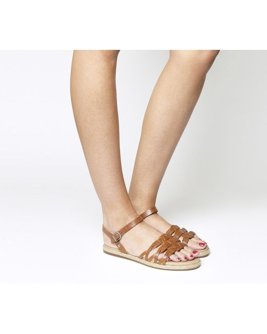 Ugg | Brown Larisa Sandals | Lyst