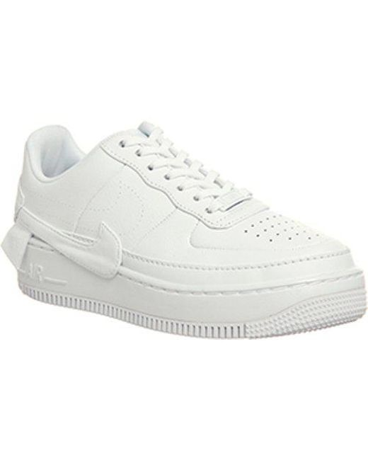 Nike Af1 Jester Xx Trainers in White - Lyst 5f57d71aa