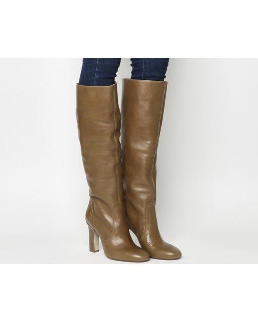 Office | Multicolor Kitsch Smart Knee Boots | Lyst