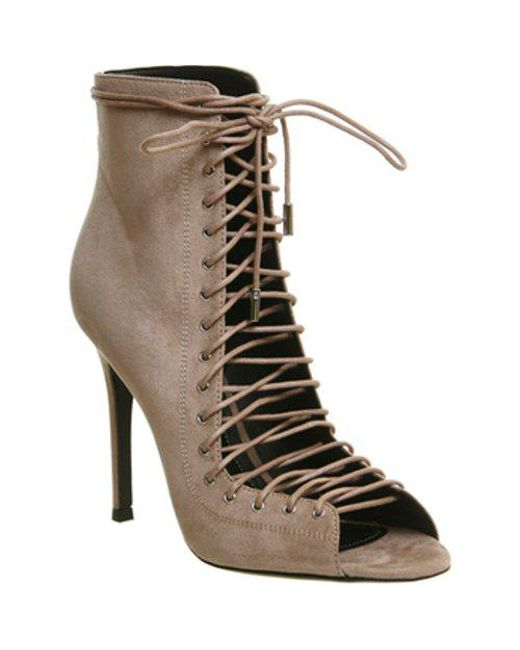 Kendall + Kylie - Gray Kendall - Kylie Ginny Heel - Lyst