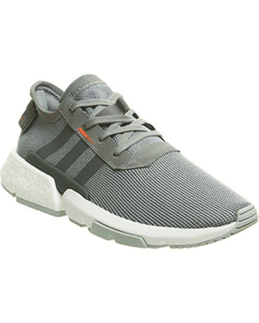 Adidas Pod S3.1 in Gray for Men - Lyst 3a7516f1a