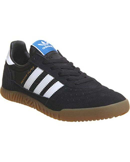 f3865c7c6d4a0 Lyst - adidas Indoor Super in Black for Men