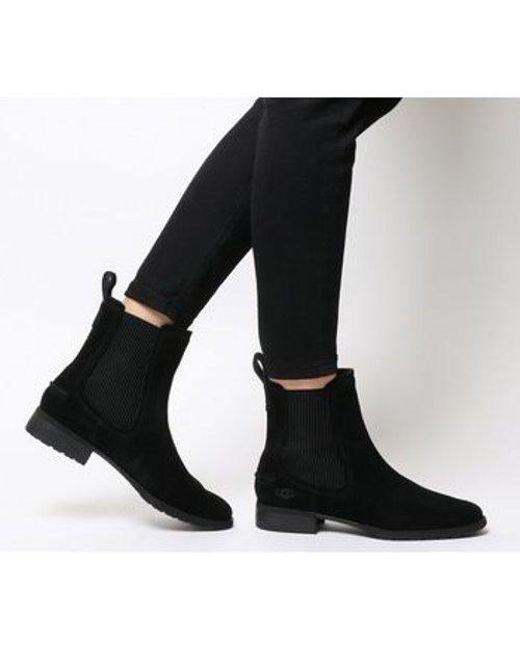 ecdb204f9f2 Women's Black Hillhurst Boot