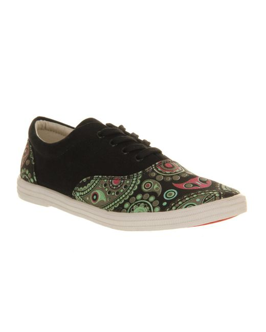 Bucketfeet | Black Lace Up | Lyst