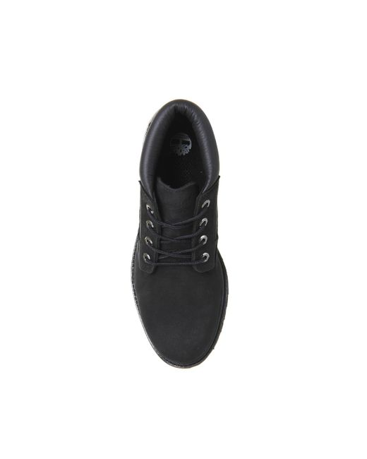 Timberland Black Icon Chukka Boots For Men Lyst