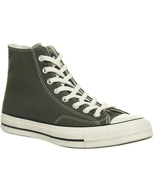 Lyst - Converse All Star Hi 70 S in Black for Men 43b8a4559