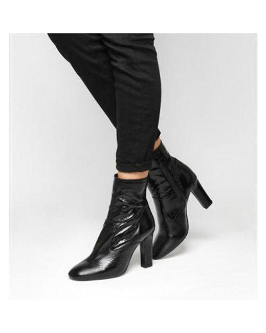Office - Black Aurora- Smart High Cut Boot - Lyst