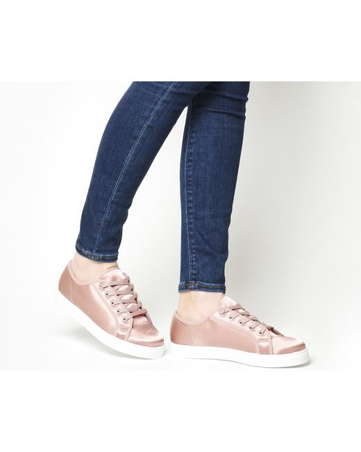 Office | Pink Floyd Lace Up Trainers | Lyst