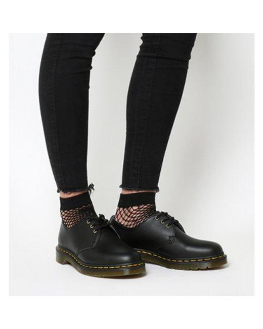 release dates authentic Dr Martens Vegan 1461 3-eye shoes in black with mastercard cheap price shop 6usFl