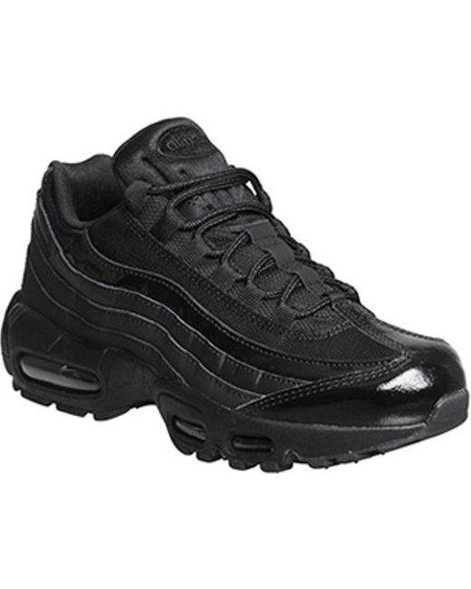 bfc0c93b57 Lyst - Nike Air Max 95 in Black