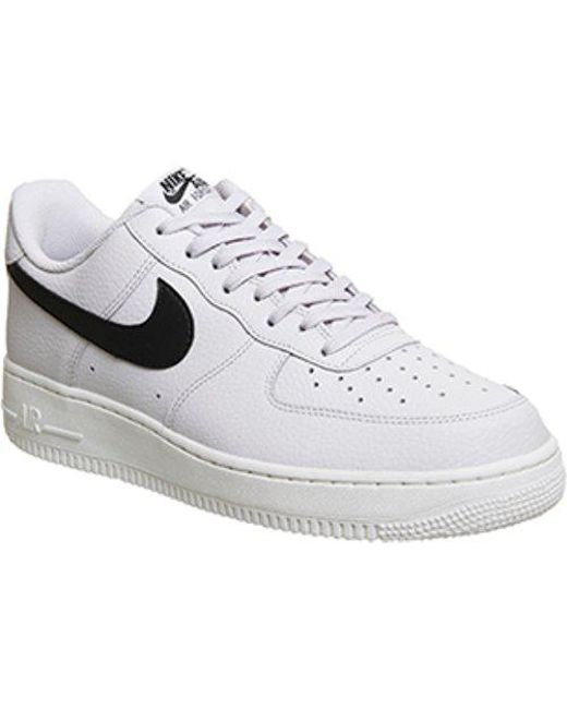Nike - Gray Air Force 1 07 - Lyst