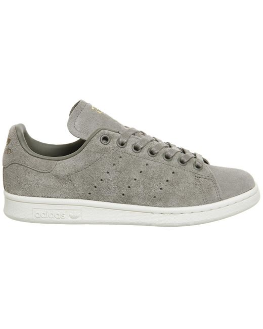 ... Adidas Originals | Gray Stan Smith for Men | Lyst ...