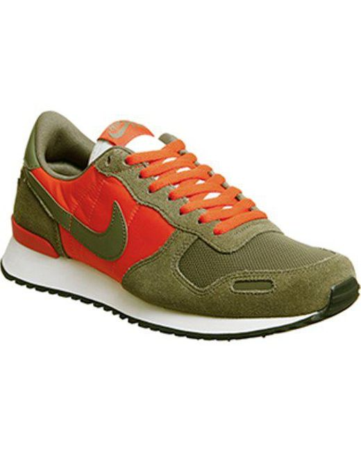 Lyst - Nike Air Vortex in Red for Men 2650067c5
