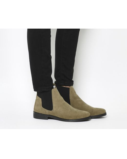 Office | Natural Jamie Chelsea Boots | Lyst