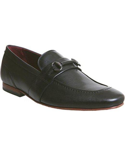 43a1f92b3f6c1 Ted Baker - Black Daiser Loafer for Men - Lyst