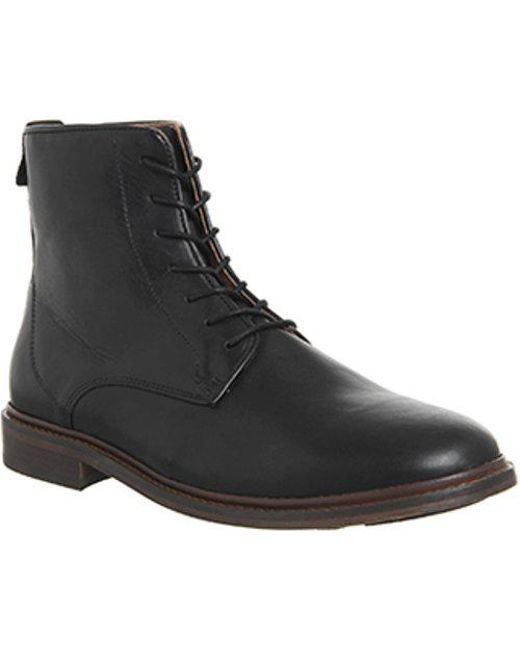 Shoe The Bear - Black Ned Lace Up Boot for Men - Lyst