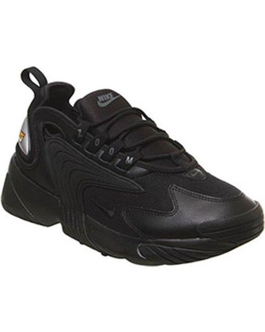 buy popular 4daa8 407d3 Nike - Black Zoom 2k Te for Men - Lyst