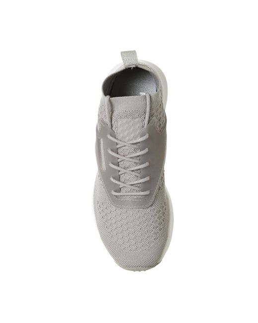 022f7954a61 ... discount code for reebok gray zoku runners lyst a3628 4e1a8