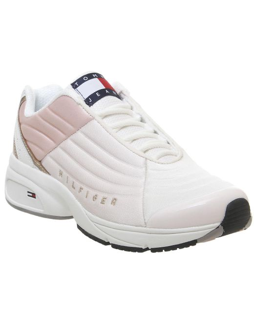 51749a991 Tommy Hilfiger - White Phil Trainers - Lyst ...