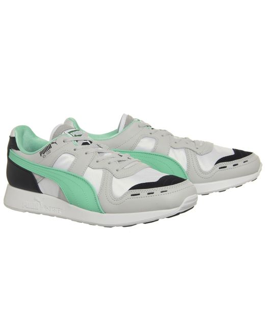 adcc5b64f85 ... PUMA - Gray Rs-100 Trainers for Men - Lyst